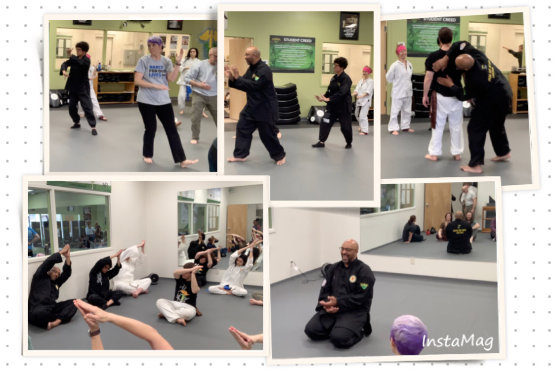 AQIS Tai Chi & Qigong, Tama Yoga, Tenaga Dalam Health Wellness Workshop January 2020